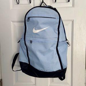Large Light Blue Nike Backpack